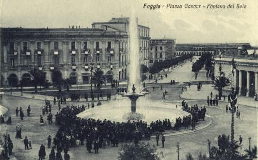 Foggia Fontana Del Sele
