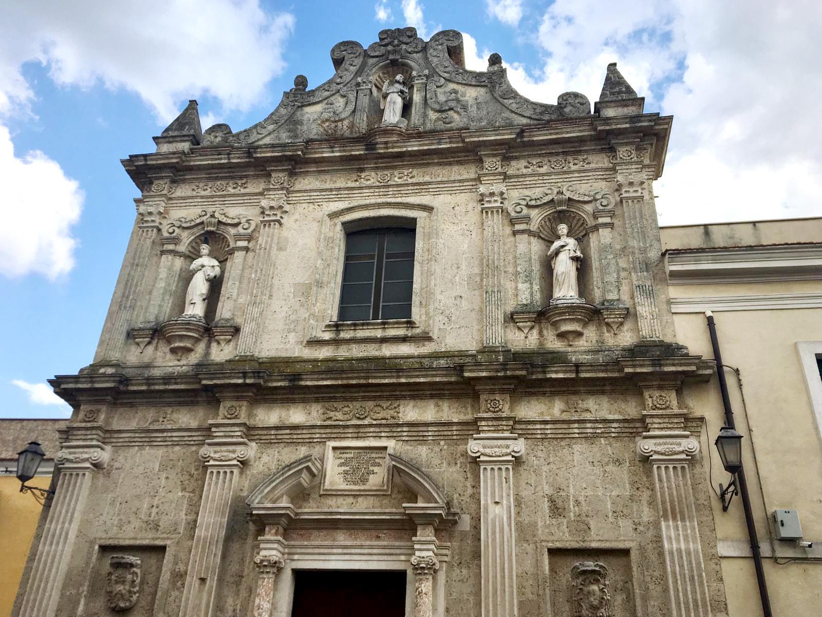foggia chiesa sant'agostino