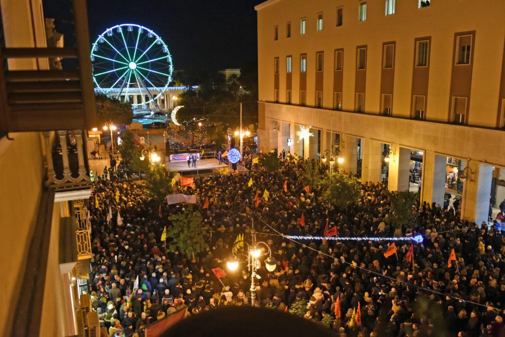 Foggia libera Foggia foto Franco Cautillo