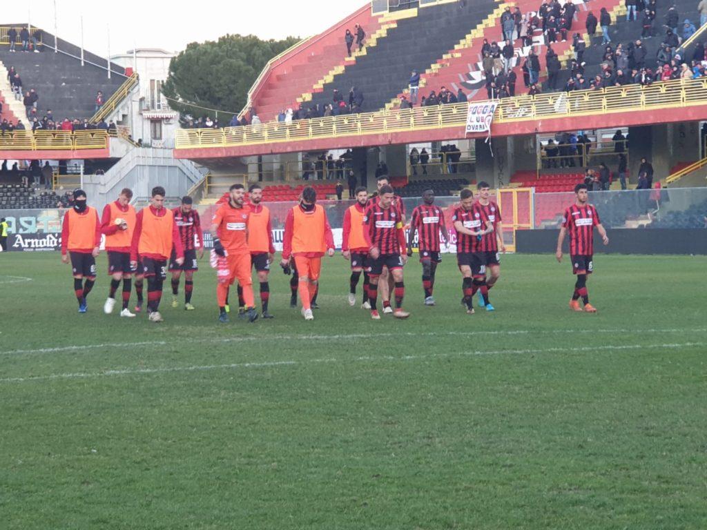 Foggia-Fasano 2-2