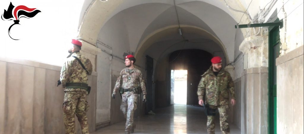 carabinieri cacciatori