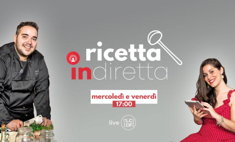 Parte Ricetta In Diretta Il Nuovo Programma Televisivo Dei Foggiani Andrea E Valentina