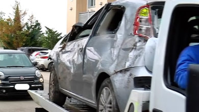 incidente via gioberti