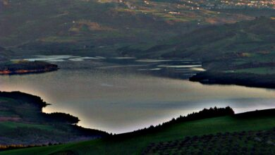 lago occhito